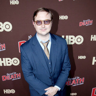 "John Hodgman in Premiere of ""Bored to Death"" Season 2 - Arrivals"