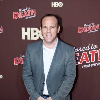 "Bob Papa in Premiere of ""Bored to Death"" Season 2 - Arrivals"