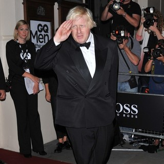 Boris Johnson in GQ Men of The Year Awards 2013 - Arrivals