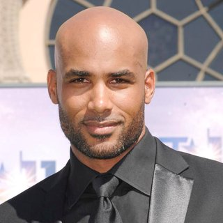 Boris Kodjoe in BET Awards 2011