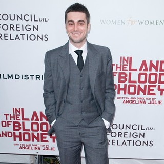 Premiere of In the Land of Blood and Honey - Arrivals - boris-ler-premiere-in-the-land-of-blood-and-honey-02