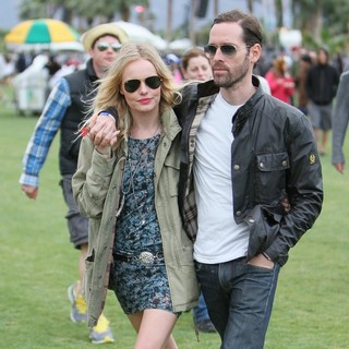 Kate Bosworth, Michael Polish in Celebrities at The 2012 Coachella Valley Music and Arts Festival - Day 1