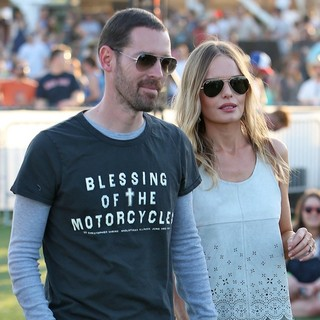 Michael Polish, Kate Bosworth in The 2013 Coachella Valley Music and Arts Festival - Week 1 Day 1