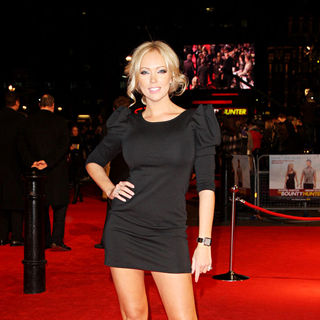 Aisleyne Horgan-Wallace in The Bounty Hunter - UK Film Premiere - Arrivals