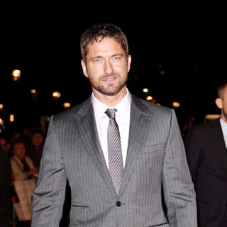 Gerard Butler in The Bounty Hunter - UK Film Premiere - Arrivals