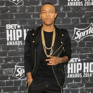 2014 BET Hip Hop Awards Presented by Sprite - Arrivals