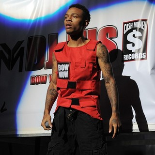 Bow Wow in The F.A.M.E. Tour