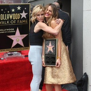 Sofia Vergara - Sofia Vergara Honored with Star on The Hollywood Walk of Fame