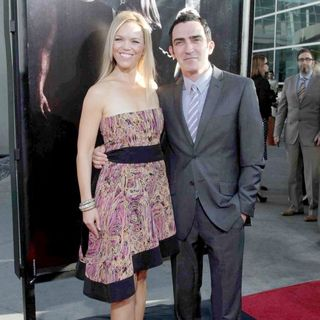 Lauren Bowles, Patrick Fischler in The Premiere of True Blood Season 4