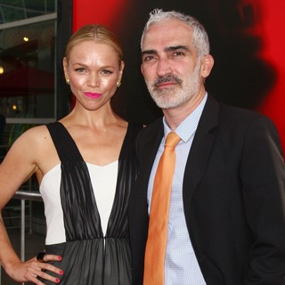 Lauren Bowles, Patrick Fischler in Premiere of HBO's True Blood Season 6 - Arrivals