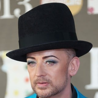 Boy George in The 2013 Brit Awards - Arrivals