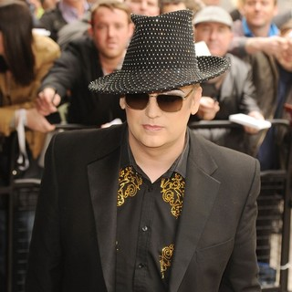 Boy George in The 57th Ivor Novello Awards - Arrivals