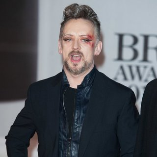Boy George in The Brit Awards 2014 - Arrivals