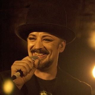Boy George in Boy George Performing Live