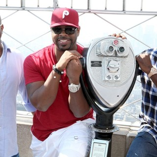 Boyz II Men Promote Their New Single - boyz-ii-men-promote-new-single-04