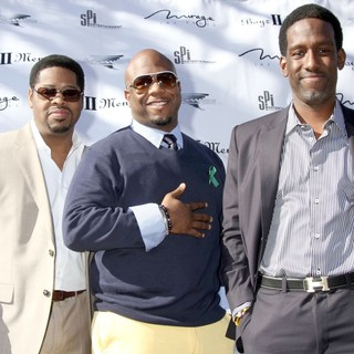 Boyz II Men in A Special Announcement Event - boyz-ii-men-special-announcement-event-02