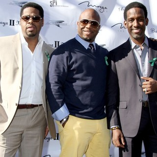Boyz II Men in A Special Announcement Event - boyz-ii-men-special-announcement-event-03