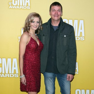 Brad Arnold in 46th Annual CMA Awards