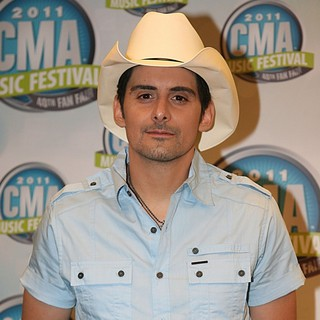 Brad Paisley in CMA Festival Press Conference