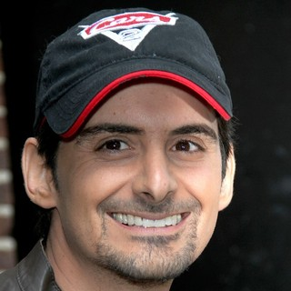 Brad Paisley in The Late Show with David Letterman - Arrivals