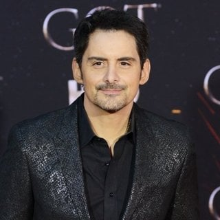 Brad Paisley in Game of Thrones Season 8 Premiere - Red Carpet Arrivals