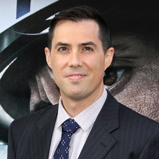 Brad Peyton in Los Angeles Premiere of San Andreas