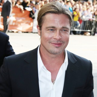 Brad Pitt in 38th Toronto International Film Festival - 12 Years A Slave - Premiere