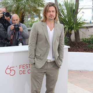 Killing Them Softly Photocall - During The 65th Cannes Film Festival