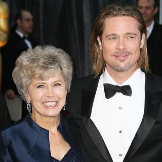 Jane Pitt, Brad Pitt in 84th Annual Academy Awards - Arrivals