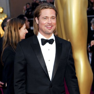 Brad Pitt in 84th Annual Academy Awards - Arrivals