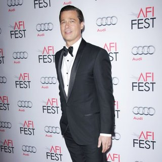 AFI FEST 2015 - World Premiere of By the Sea - Red Carpet Arrivals