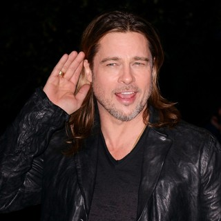 Brad Pitt in Premiere of Killing Them Softly - Outside Arrivals