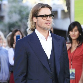 Brad Pitt - Columbia Pictures Premiere of Moneyball