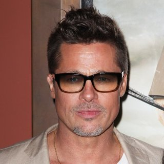 Brad Pitt in Special Screening of The Documentary Big Men