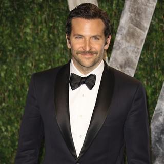 Bradley Cooper in 2012 Vanity Fair Oscar Party - Arrivals