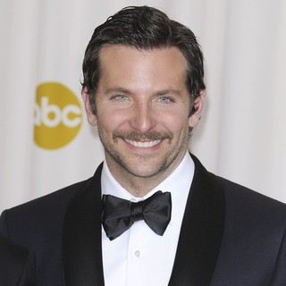 Bradley Cooper in 84th Annual Academy Awards - Press Room