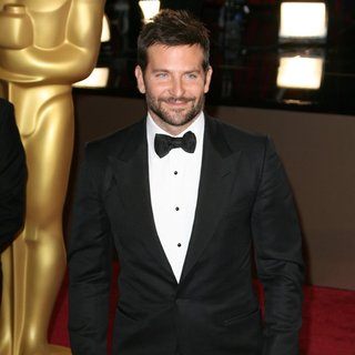 Bradley Cooper in The 86th Annual Oscars - Red Carpet Arrivals