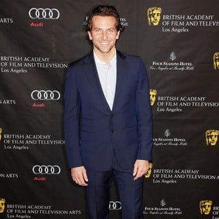 Bradley Cooper in BAFTA Los Angeles 2013 Awards Season Tea Party