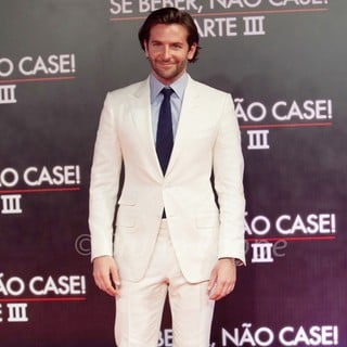 Bradley Cooper in Premiere of The Hangover Part III