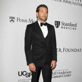 Bradley Cooper in The Launch of The Parker Institute for Cancer Immunotherapy