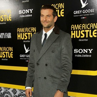 Bradley Cooper in American Hustle New York Premiere