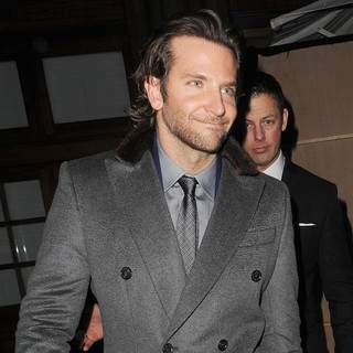 Bradley Cooper in Bradley Cooper Shows No Sign of Shaking Off His Ladies Man Reputation