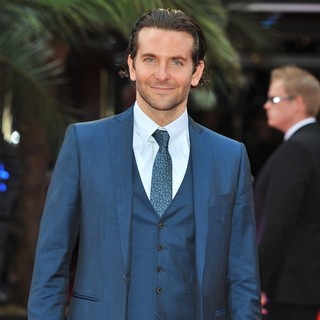 Bradley Cooper in The Hangover Part III - European Film Premiere