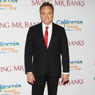 Bradley Whitford in Saving Mr. Banks Los Angeles Premiere