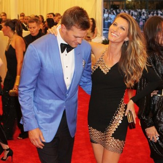Tom Brady - PUNK: Chaos to Couture Costume Institute Gala