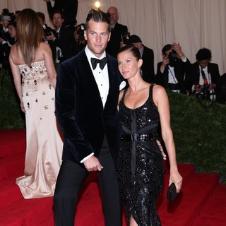 Tom Brady - Schiaparelli and Prada Impossible Conversations Costume Institute Gala