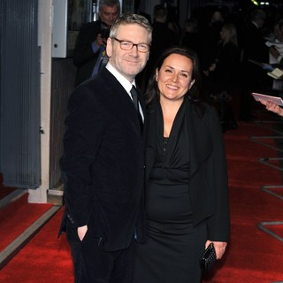 Kenneth Branagh, Lindsay Brunnock in My Week with Marilyn UK Premiere - Arrivals