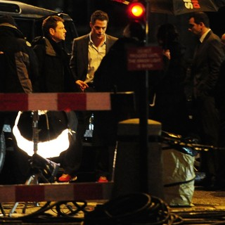 Kenneth Branagh, Chris Pine in Shoot Scenes for Jack Ryan Movie on Location