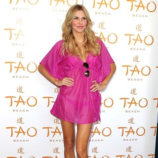Brandi Glanville in Brandi Glanville Hosts The 3rd Annual TAO Beach Luau with Hpnotiq