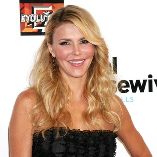 Brandi Glanville in The Real Housewives of Beverly Hills Season 3 Premiere - Arrivals